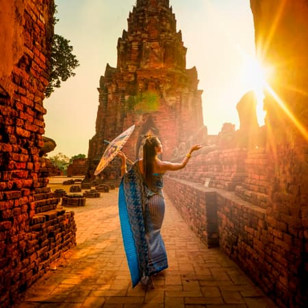 Tailandia chica