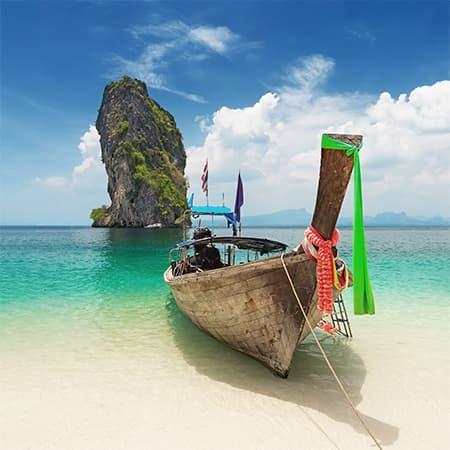 Tailandia barca